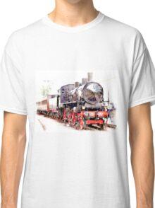 Steam locomotive Classic T-Shirt