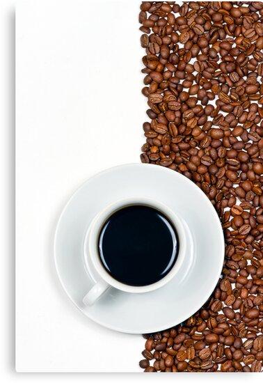 Coffee Flag by Gert Lavsen