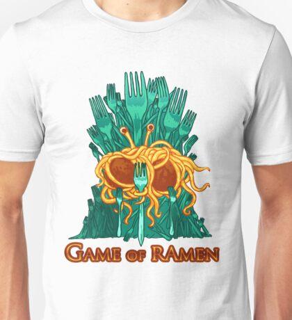 Game of RAmen Unisex T-Shirt