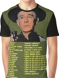 Sherman Potterisms Graphic T-Shirt