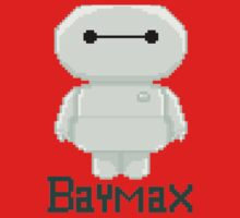 Big hero 6 baymax  chibi by RikaKatsu