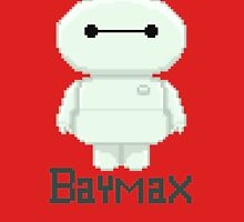 Big hero 6 baymax  chibi Unisex T-Shirt