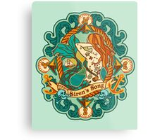 Siren's Song Metal Print