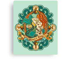 Siren's Song Canvas Print