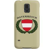austria  Autriche wien Österreich Samsung Galaxy Case/Skin