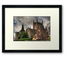 The Place of Kings Framed Print