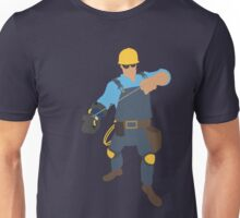 TF2 - BLU Engineer Unisex T-Shirt