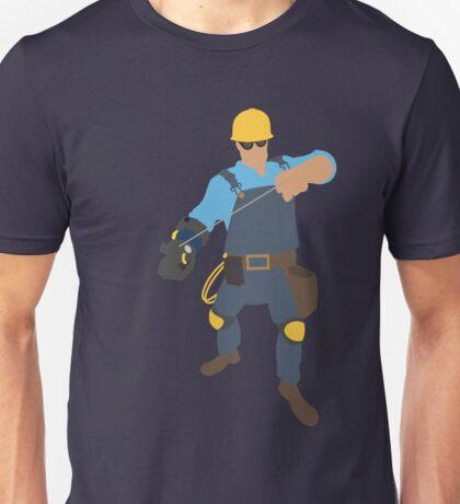 TF2 - BLU Engineer Unisex T-Shirt