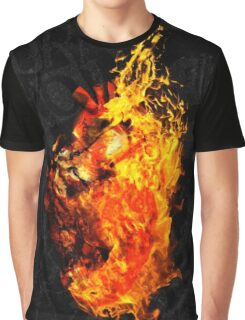I Will Burn You Graphic T-Shirt
