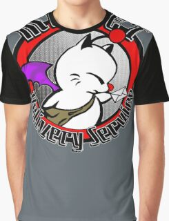 Mognet Delivery Service Graphic T-Shirt