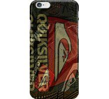 Quicksilver surfer's case2 iPhone Case/Skin
