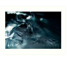 Abstract Macro #146 Art Print