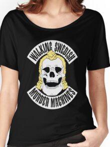 Walking Swedish Murder Machine MC Women's Relaxed Fit T-Shirt