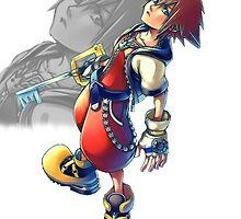 Kingdom Hearts - Sora by realzanime
