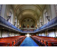 Annapolis Naval Academy Chapel Photographic Print