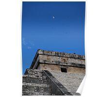 Chichen - Itza, Mexico Poster