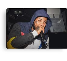 The Game performing live in Irvine CA - 2015 Canvas Print