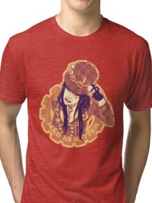 Mad as Hatter Tri-blend T-Shirt