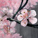 Yama Sakura - Mountain Cherry Blossom by dvampyrelestat