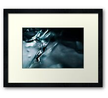 Abstract Macro #147 Framed Print