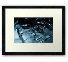 Abstract Macro #148 Framed Print