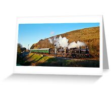 LSWR Double Greeting Card