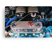 The Great British Engine Canvas Print