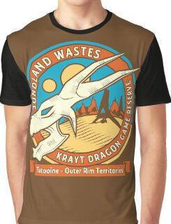 Krayt Dragon Game Reserve Graphic T-Shirt