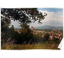 Ludlow, England Poster