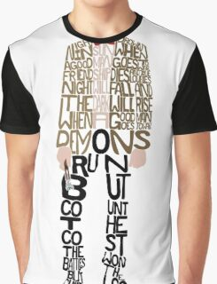 Demons Run Graphic T-Shirt