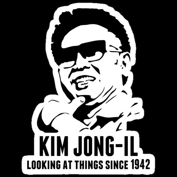 Kim Jong-il, Looking at things from 1942-2011 by kimjongil