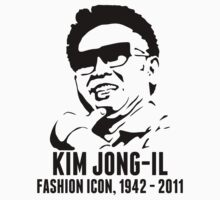 Kim Jong-il dies, fashion icon 1942 - 2011 by kimjongil