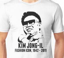 Kim Jong-il dies, fashion icon 1942 - 2011 Unisex T-Shirt
