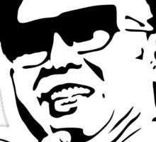 Kim Jong-il Goodnight Sweet Prince  Sticker