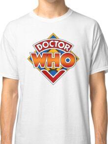 Classic Doctor Who Diamond Logo. Classic T-Shirt