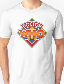 Classic Doctor Who Diamond Logo. T-Shirt