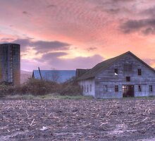 Ghosts of an Empty Milk House by Dale Lockwood