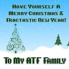 ATF Christmas by Jaclyn Hughes