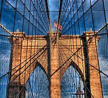 Brooklyn Bridge Beauty Shot by BlackRussian