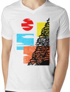 Edo Champuru Mens V-Neck T-Shirt