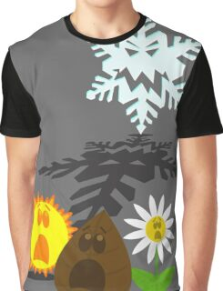 Winter is coming... 2 Graphic T-Shirt