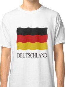 German flag Classic T-Shirt