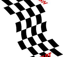 Racing flag - case by Nhan Ngo