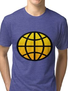 Captain Planet - Planeteers Tri-blend T-Shirt