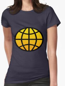 Captain Planet - Planeteers Womens Fitted T-Shirt