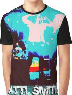 Patti Smith - Godmother of Punk Graphic T-Shirt