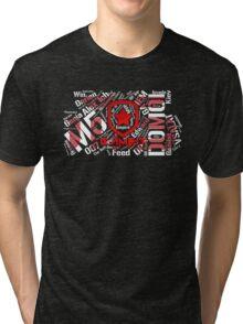 """The Legacy"" Gambit Gaming (M5) cloud logo (T-SHIRTS AND HOODIES) Tri-blend T-Shirt"