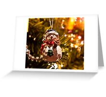 Frost the Snowman Greeting Card