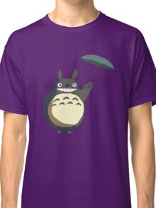 Flying totoro Classic T-Shirt