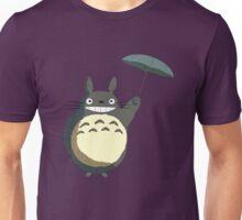Flying totoro Unisex T-Shirt